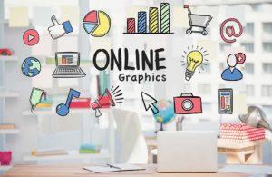 Online-Graphic